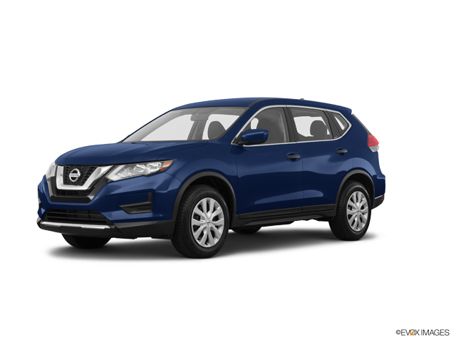 New 2017 Nissan Rogue in Fairfield, CA