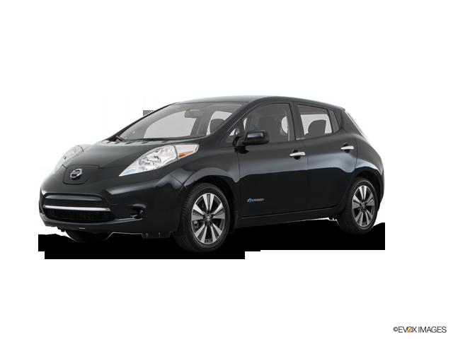 Used 2017 Nissan LEAF in San Jose, CA