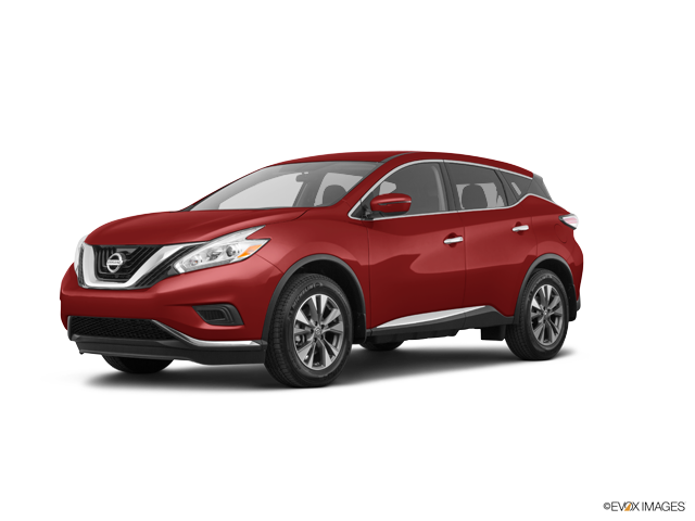 New 2017 Nissan Murano in San Jose, CA