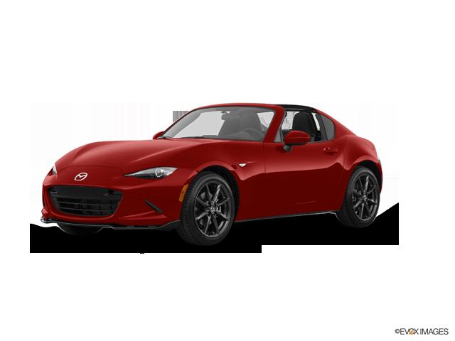 New 2017 Mazda MX-5 Miata RF in Honolulu, Pearl City, Waipahu, HI