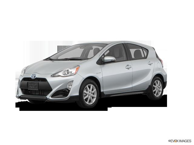 New 2017 Toyota Prius C in Poway, CA