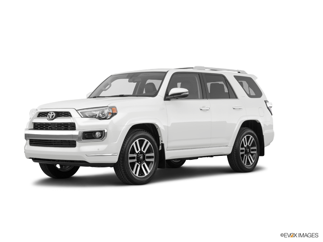 New 2017 Toyota 4Runner in Lewisville, TX