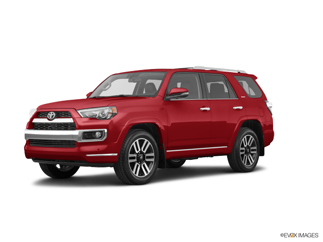 New 2017 Toyota 4Runner in Fayetteville, TN