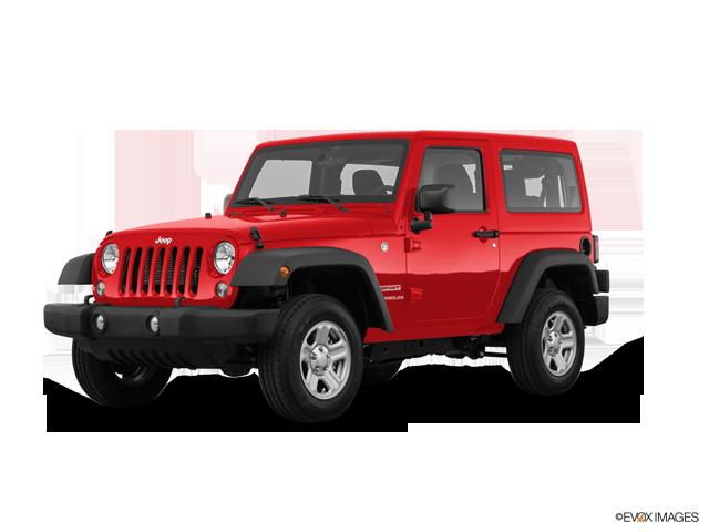 New 2017 Jeep Wrangler in Clifton Park, NY