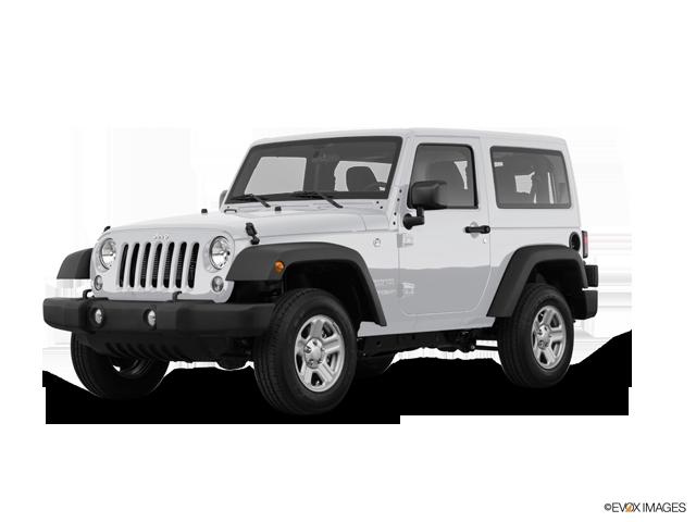 Used 2017 Jeep Wrangler in Lakeland, FL