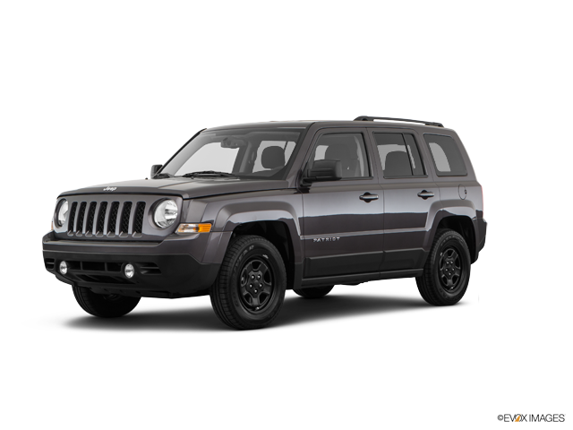 Used 2017 Jeep Patriot in Clarksdale, MS