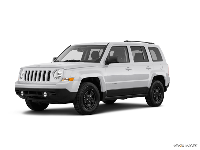 New 2017 Jeep Patriot in Placentia, CA