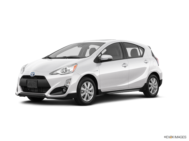 New 2017 Toyota Prius C in Weatherford, TX