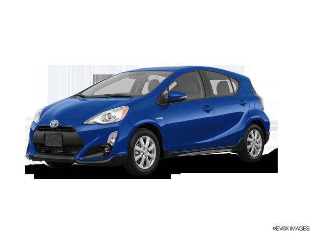 New 2017 Toyota Prius C in Harrisburg, PA