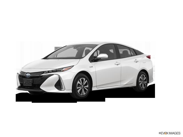 New 2017 Toyota Prius Prime in Fairfield, Vallejo, & San Jose, CA
