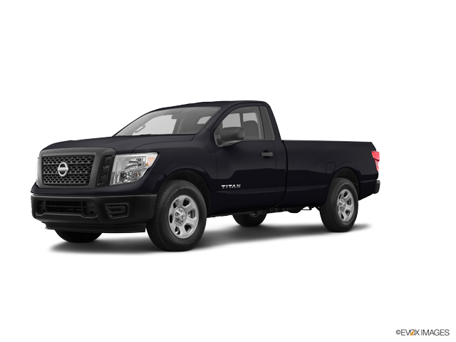 New 2017 Nissan Titan in Hoover, AL