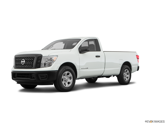 New 2017 Nissan Titan in Oxford, AL