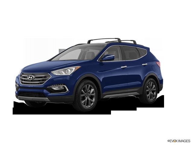 2017 Hyundai Santa Fe Sport AWD 2.0T ULT