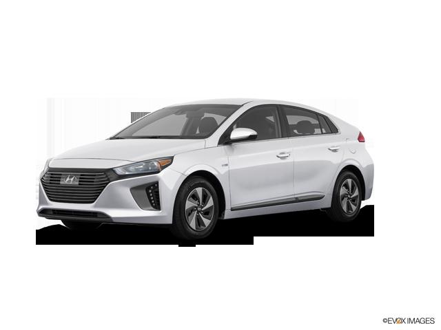 New 2017 Hyundai Ioniq Hybrid in Hemet, CA