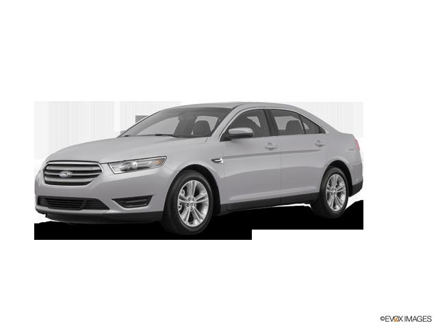 New 2017 Ford Taurus in Muskogee, OK