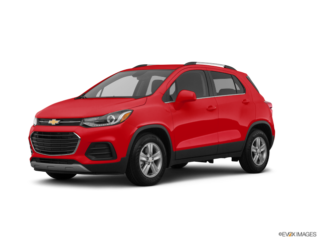 New 2017 Chevrolet Trax in Aurora, OH