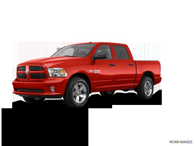 Used 2017 Ram 1500 in Madison, GA