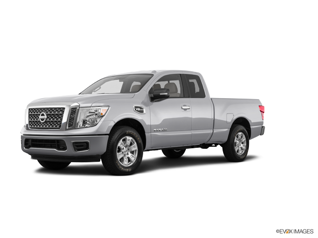 New 2017 Nissan Titan in Orlando, FL