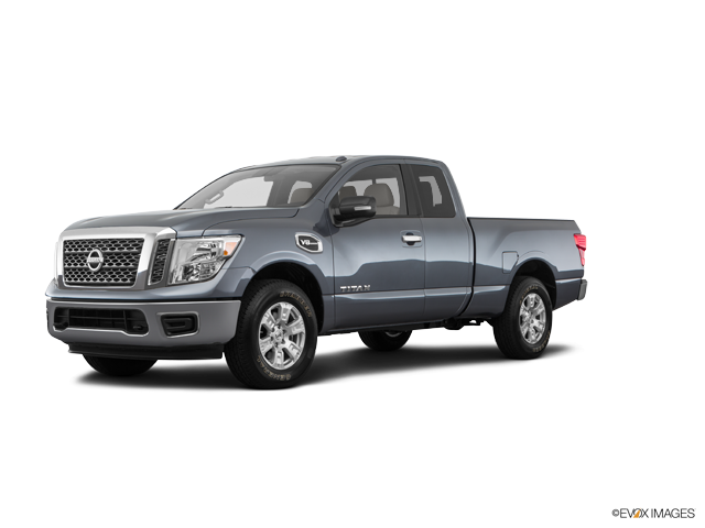 New 2017 Nissan Titan in Port Arthur, TX