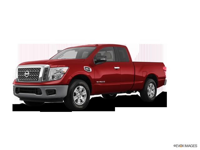 Used 2017 Nissan Titan in Panama City, FL