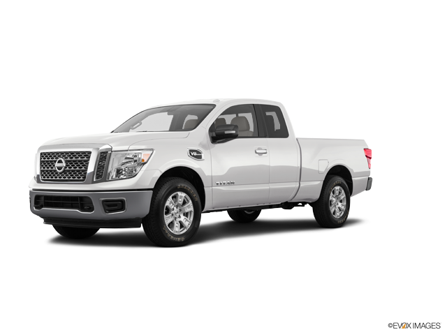 New 2017 Nissan Titan in Greenville, TX