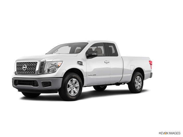 New 2017 Nissan Titan in METAIRIE, LA