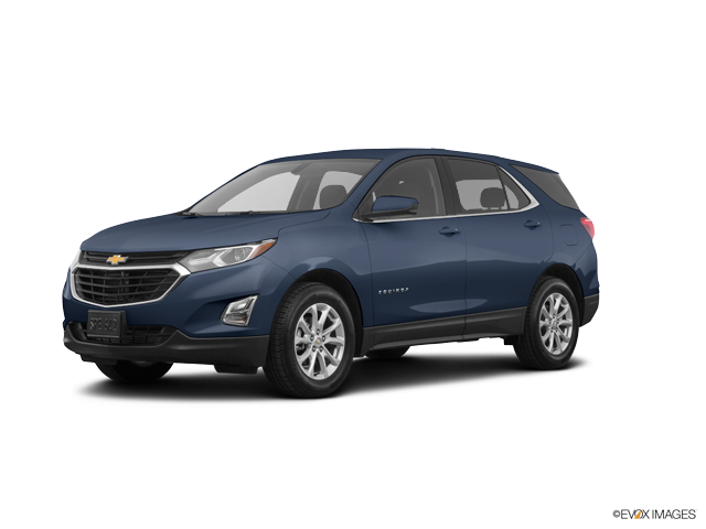 New 2018 Chevrolet Equinox in Garden Grove, CA
