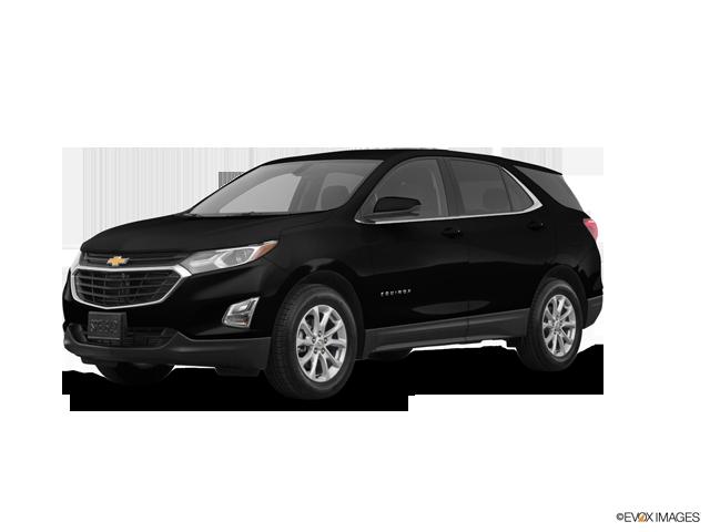 New 2018 Chevrolet Equinox in Tulsa, OK