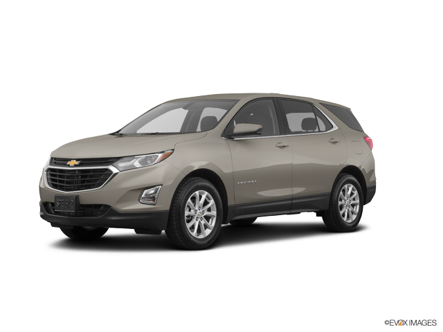 New 2018 Chevrolet Equinox in Quincy, IL