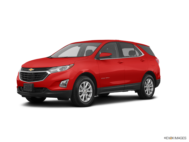 New 2018 Chevrolet Equinox in Aurora, OH