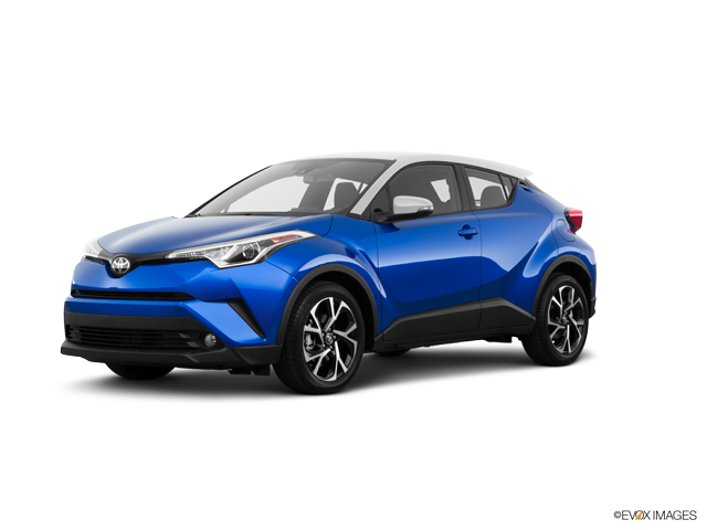 New 2018 Toyota C-HR in DeLand, FL