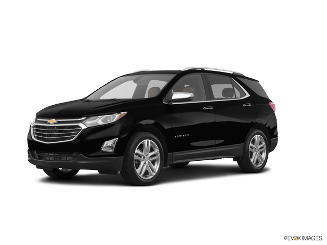 New 2018 Chevrolet Equinox in Brook Park, OH