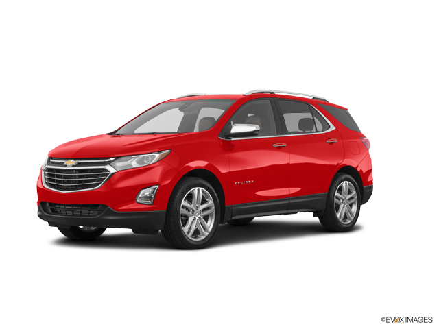 New 2018 Chevrolet Equinox in Llano, TX