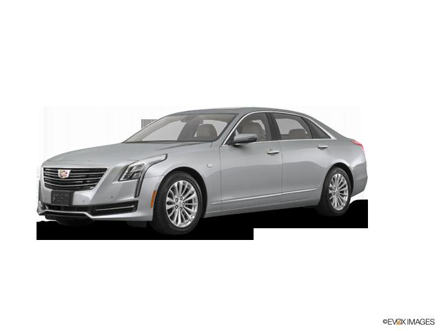 New 2018 Cadillac CT6 Sedan in Belle Glade, FL