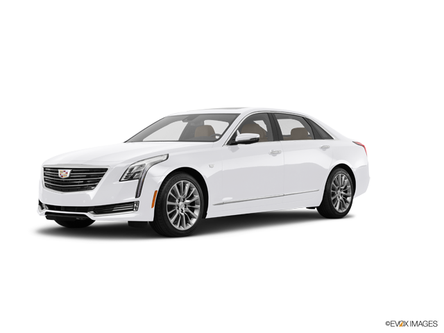 New 2018 Cadillac CT6 Sedan in , SC