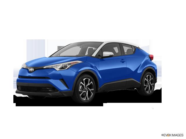 New 2018 Toyota C-HR in Ventura, CA