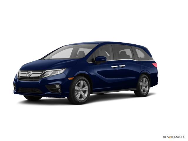 New 2018 Honda Odyssey in Fort Collins, CO