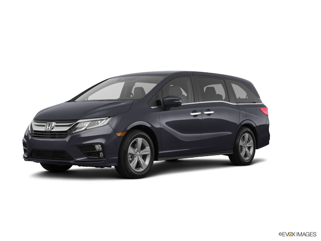 New 2018 Honda Odyssey in High Point, NC