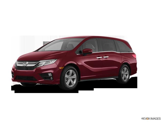 New 2018 Honda Odyssey in Colorado Springs, CO