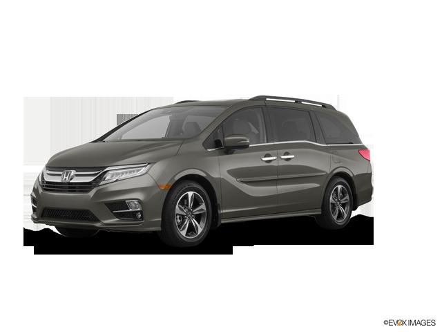 New 2018 Honda Odyssey in Gainesville, GA