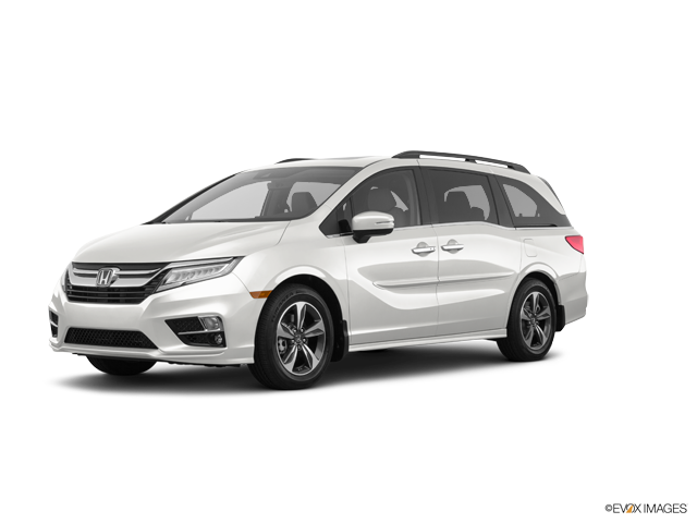 New 2018 Honda Odyssey in Colorado Springs, CO