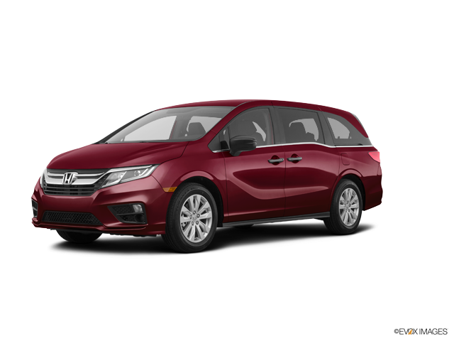 New 2018 Honda Odyssey in Columbus, IN
