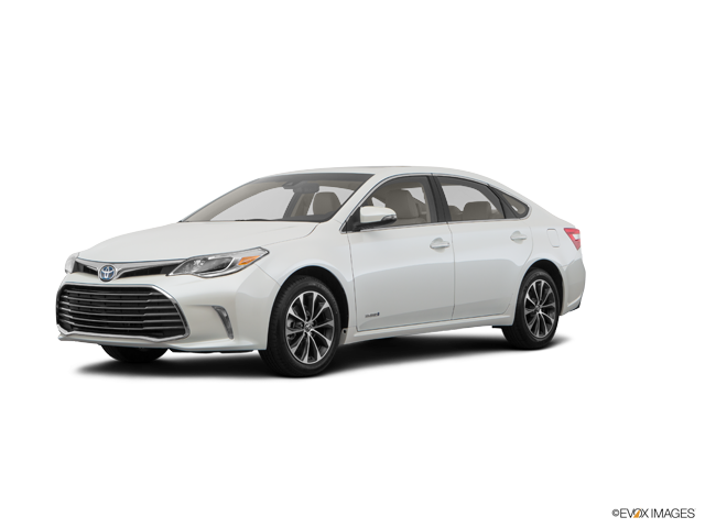 New 2018 Toyota Avalon Hybrid in Middletown, CT