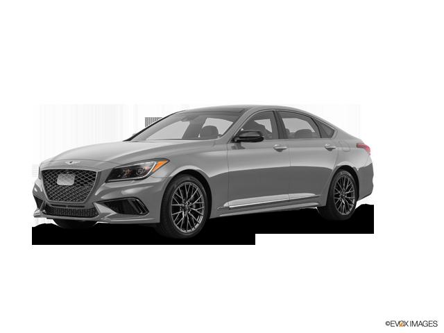 New 2018 Genesis G80 in Irving, TX