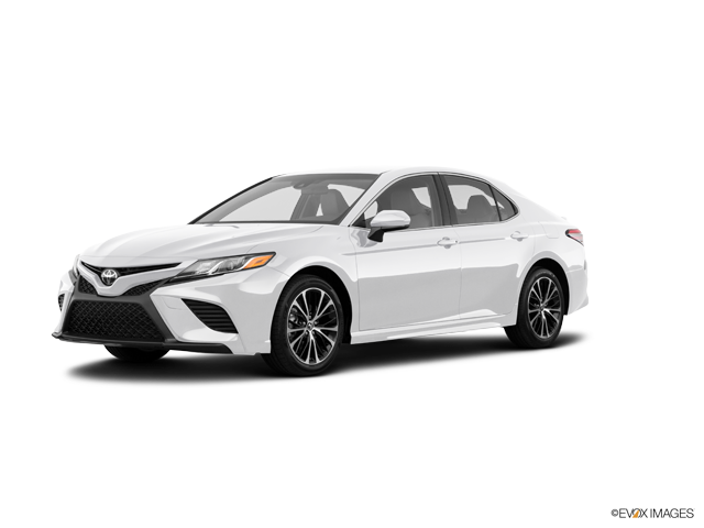 New 2018 Toyota Camry in Granbury, TX