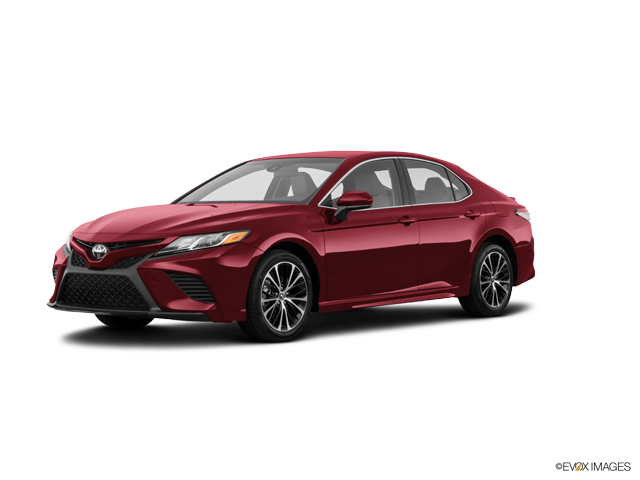 New 2018 Toyota Camry in Jackson, MS
