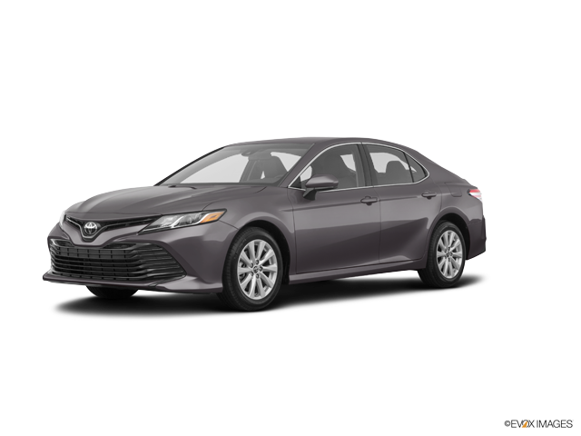 New 2018 Toyota Camry in Moss Point, MS