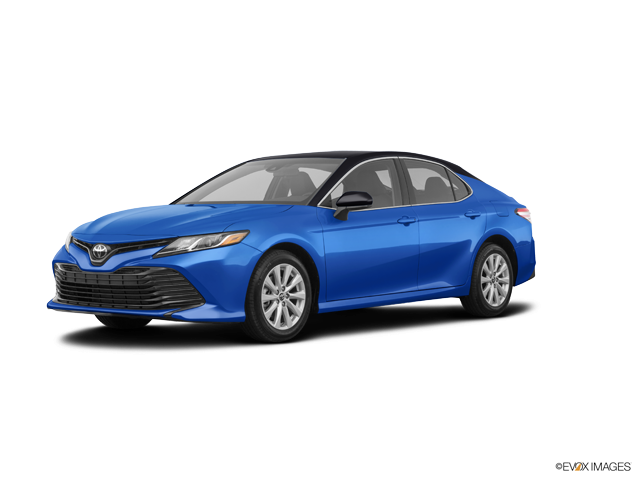New 2018 Toyota Camry in Bastrop, TX