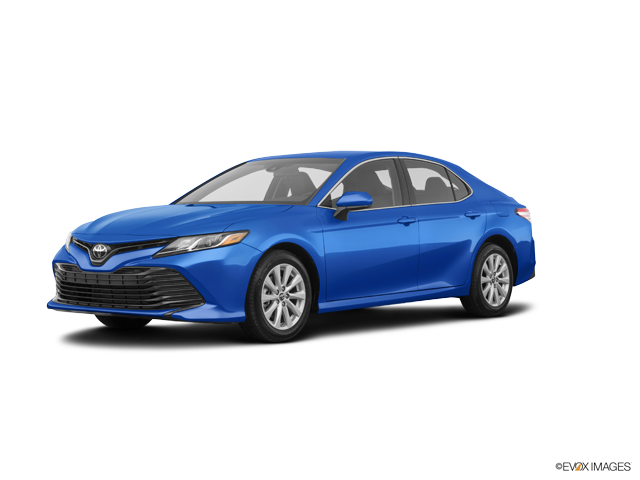 New 2018 Toyota Camry in Simi Valley, CA