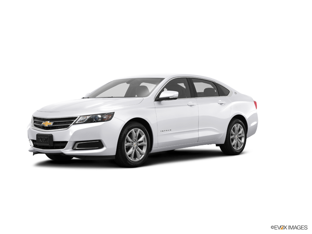 New 2018 Chevrolet Impala in High Point, NC